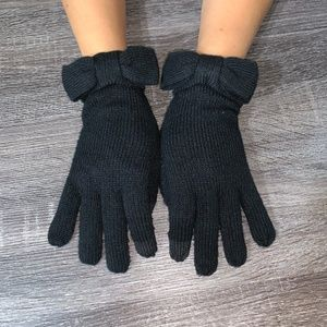 KATE SPADE | Tech friendly Knit Gloves